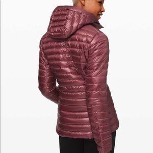 NWT Lululemon Pack It Down Jacket *Shine 4 $198